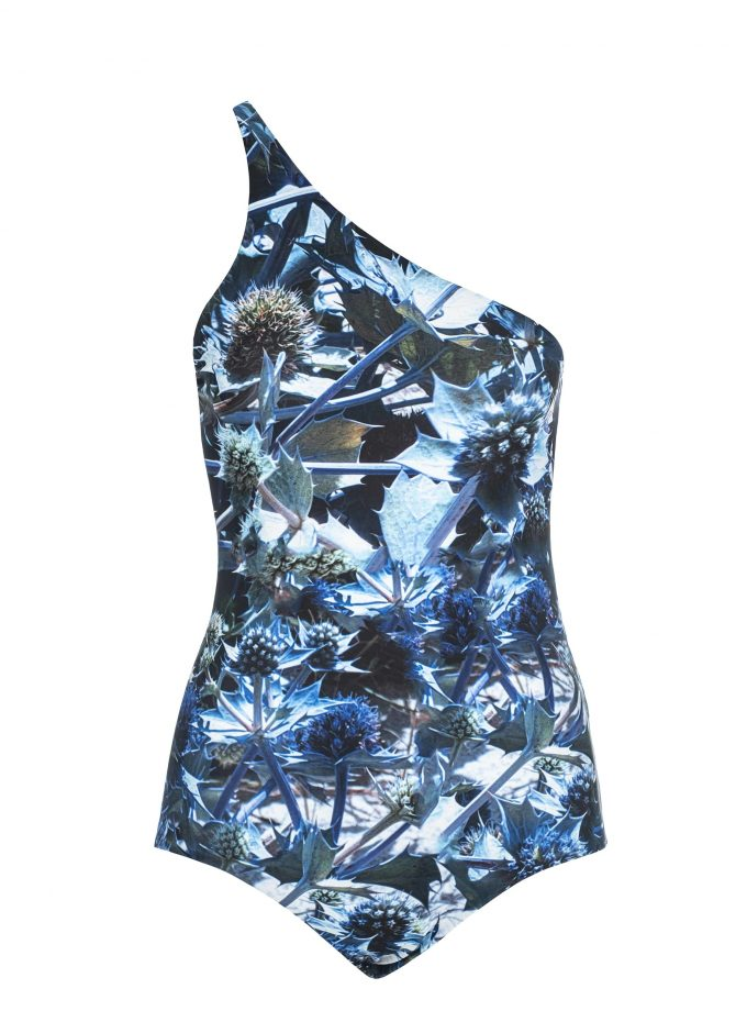 Swimwear | Blue Floral