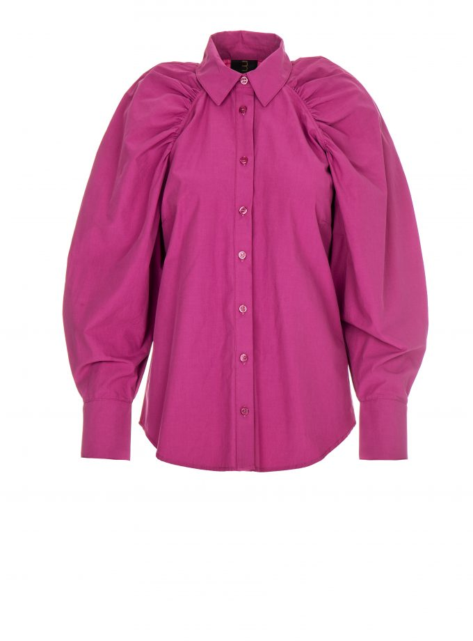 Camisa Popelina wbs606