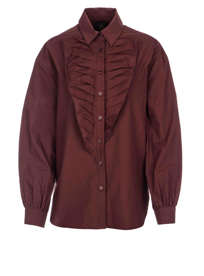 Camisa Popelina wbs607