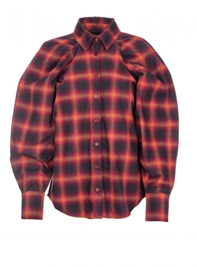Camisa Xadrez wbs613