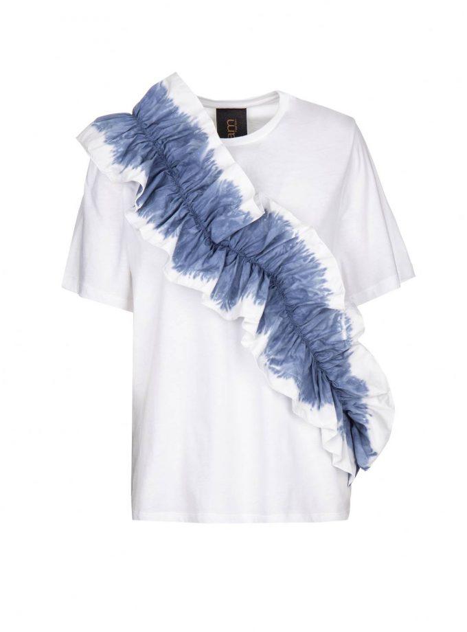 T'shirt com folho